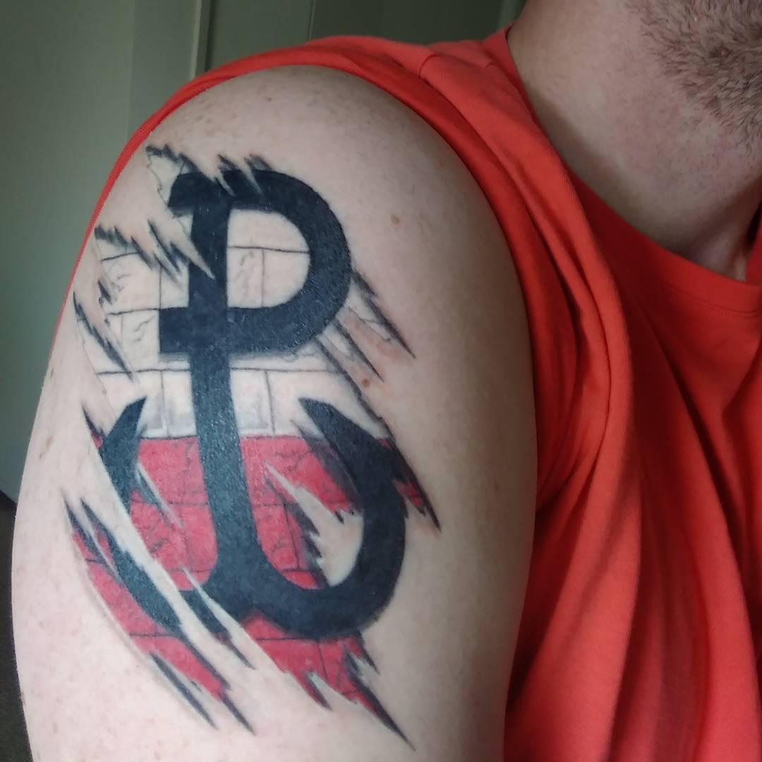 Tatuaż Kotwica Znaczenie Historia 27 Zdjęć