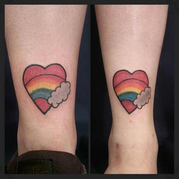 Pomysły na tatuaże  Pomysły na tatuaże dla par – znaczenie, 50 zdjęć [część 1]