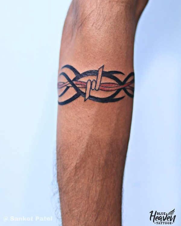 Tatuaż Armband Znaczenie Symbolika 100 Zdjęć
