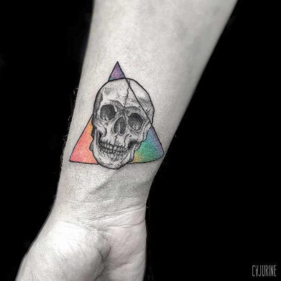 Tatuaż Czaszki Znaczenie Historia 80 Zdjęć