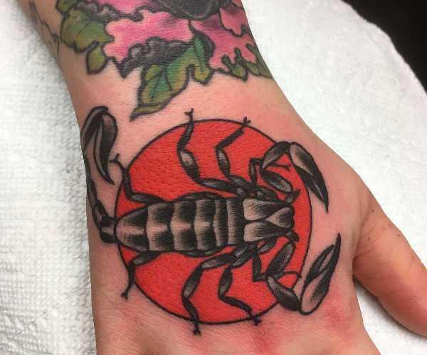 Cechy człowieka skorpiona