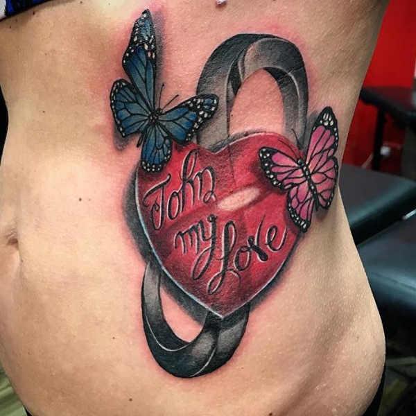 Pomysły na tatuaże Znaczenie tatuaży  Tatuaż znak nieskończoności – znaczenie, symbolika, 80 zdjęć