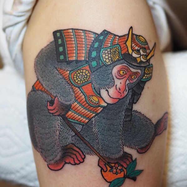 Tatuaż etniczny Znaczenie tatuaży  Tatuaże chińskie  – znaczenie, historia, 100 zdjęć