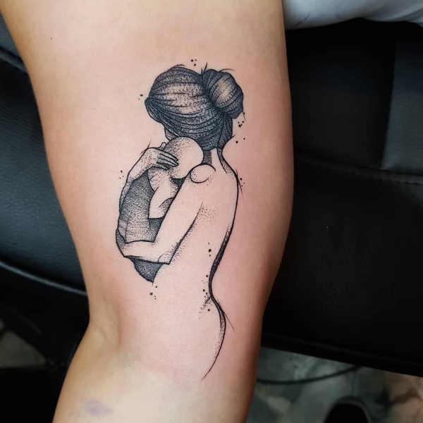 Tatuaże Dla Mam 60 Inspirujących Wzorów