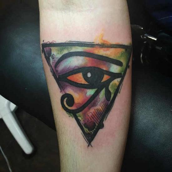 Tatuaże egipskie  – znaczenie, historia, 80 zdjęć Tatuaż etniczny Znaczenie tatuaży