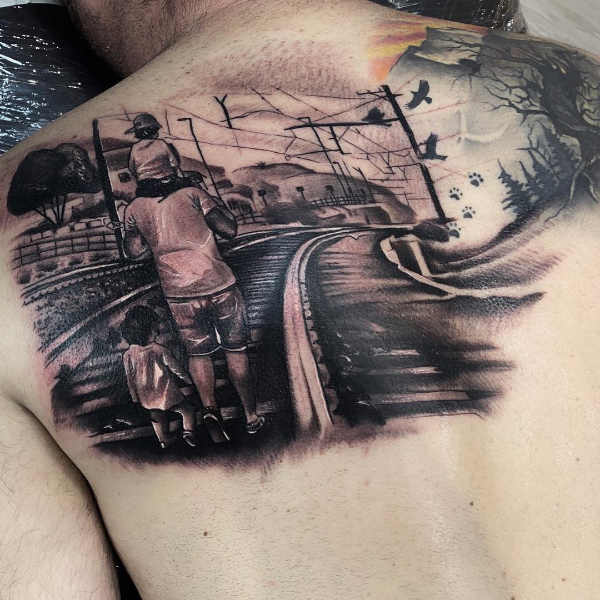 Pomysły na tatuaże  Tatuaże, które reprezentują miłość do rodziny – 120 wzorów