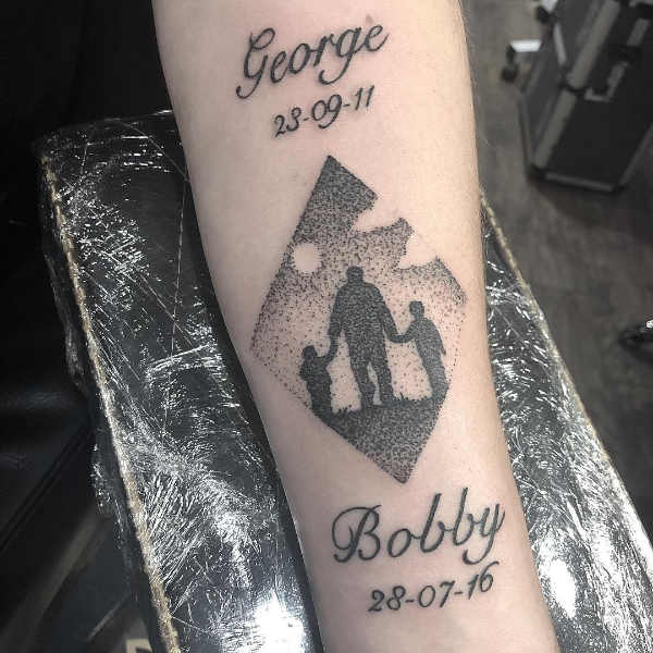 Tatuaże Które Reprezentują Miłość Do Rodziny 120 Wzorów
