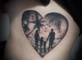 Tatuaże, które reprezentują miłość do rodziny – 120 wzorów Pomysły na tatuaże