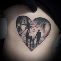 Znaczenie tatuaży  Tatuaż hamsa – znaczenie, historia, 35 zdjęć
