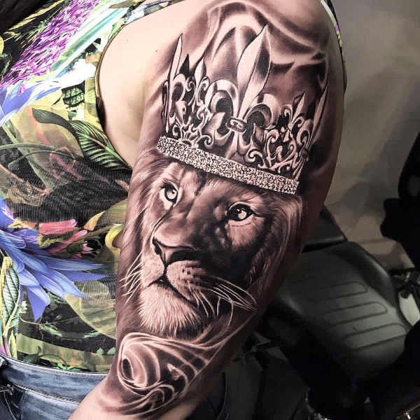 Pomysły na tatuaże Znaczenie tatuaży  Tatuaże, które reprezentują siłę – 55 inspirujących wzorów