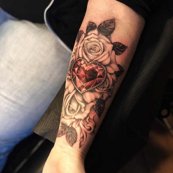 Tatuaże Na Przedramieniu 150 Inspirujących Projektów Na Tatuaż
