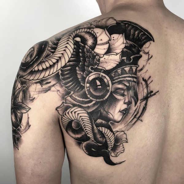 Tatuaże Na Ramieniu 150 Niesamowitych Wzorów