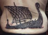 Tatuaże Wikingów – znaczenie, historia, 50 zdjęć Pomysły na tatuaże Tatuaż etniczny