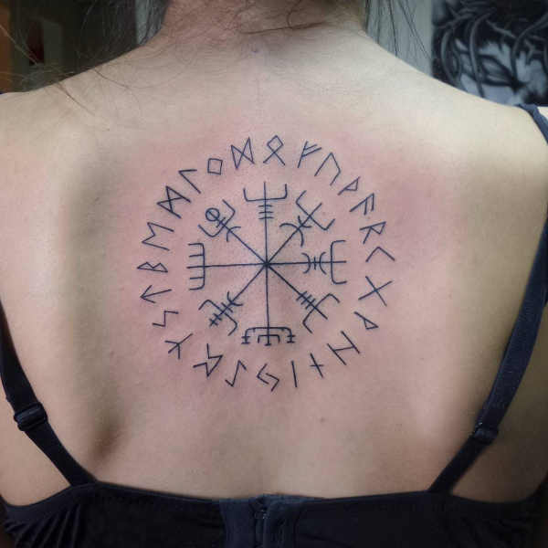 Pomysły na tatuaże Tatuaż etniczny  Tatuaże Wikingów – znaczenie, historia, 50 zdjęć