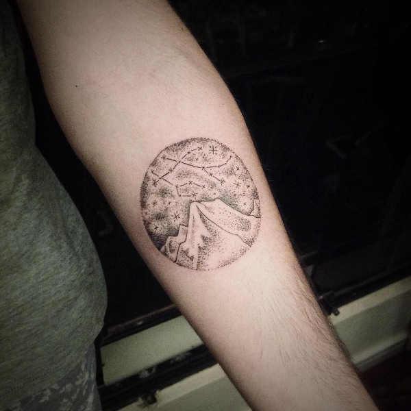 Tatuaże Ze Znakami Zodiaku Bliźnięta Znaczenie Historia